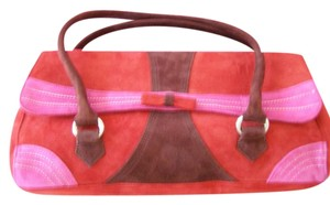 Via Spiga Very Sexy Suede Purse Shoulder Bag