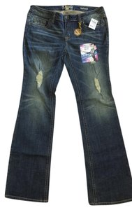 Refuge Jeans Casual Boot Cut Jeans