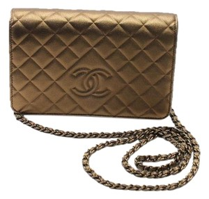 Chanel Bronze Metallic WOC