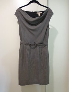 Banana Republic Belted Professional Dress