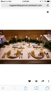 Koyal Wholesale Gold Charger Plates Tableware