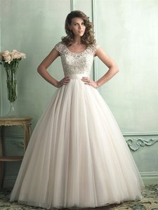 Allure Bridals Style Number 9100 Wedding Dress