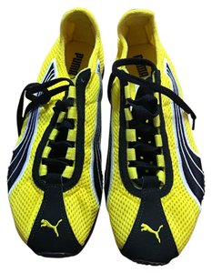 Puma Black/yellow Athletic
