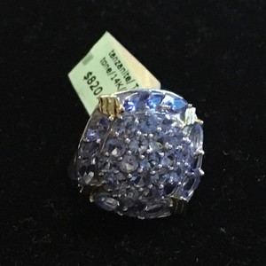 Other Tanzanite Ring