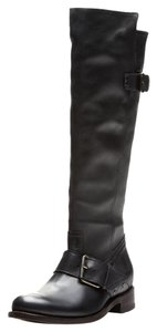 Dolce Vita Studded Leather Boot black Boots