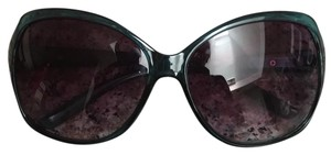 Juicy Couture Green Sunglasses
