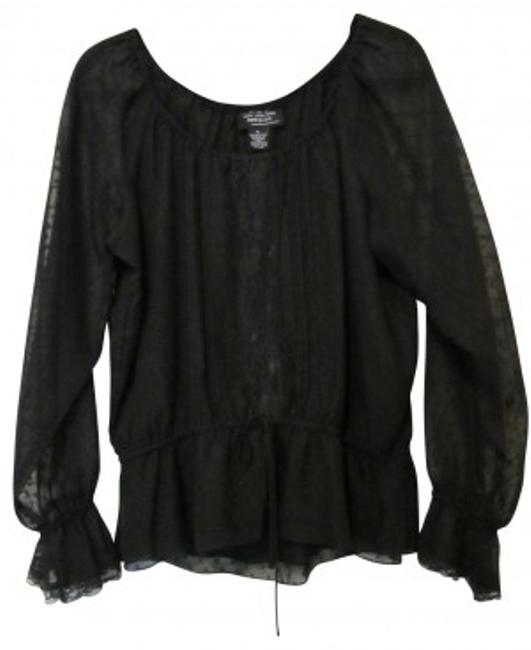 New York & Company Top Black