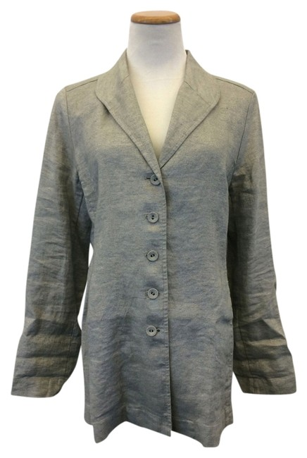 Eileen Fisher Grey Jacket
