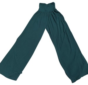 Cleobella Wide Leg Pants Teal