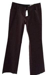 Express Stylist Stylist Slacks Flare Pants Brown