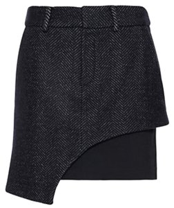 Marissa Webb Mini Skirt Dark blue