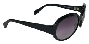 Oliver Peoples Oliver Peoples Round Black Sunglasses