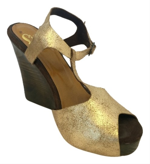 Lisa Jackal Wedges