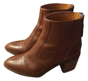Madewell Ames pecan Boots