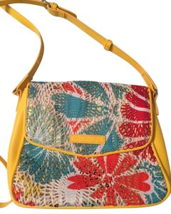 Vera Bradley Knit Cross Body Bag