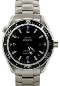 Omega Omega Seamaster Planet Ocean XL Steel 2900.50.91 46mm Watch Box & Papers