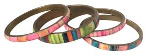 Topshop Topshop Colorful Shell Bracelets