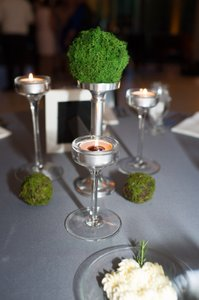 Tiered Candle Holders