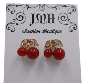 Other Cherry Fashion Earrings w Free Shipping