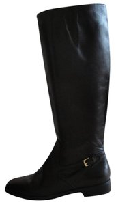 Lauren Ralph Lauren Riding Style Brown Chestnut Brown Boots