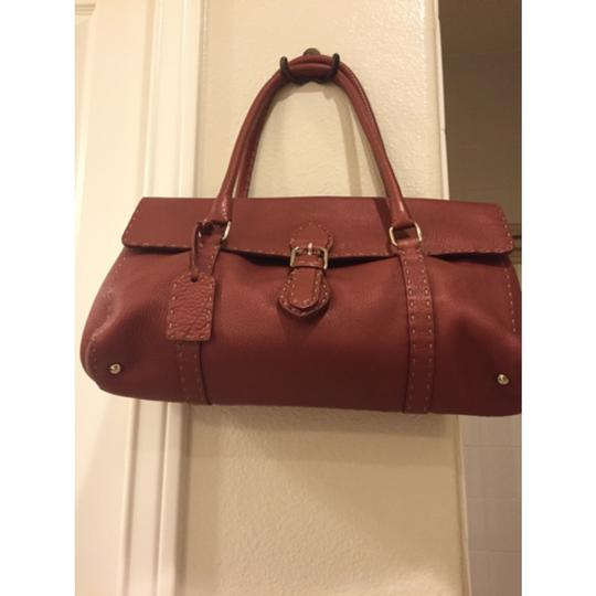 Fendi Satchel in Tan