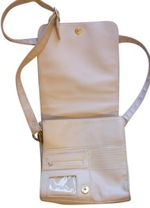 Giani Bernini Leather Shoulder Color Cross Body Bag