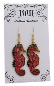Other Seahorse Fashion Earrings w Free Shipping