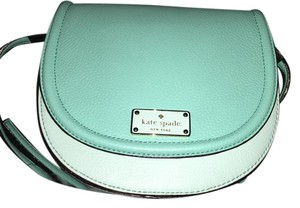 Kate Spade Aqua Cross Body Bag