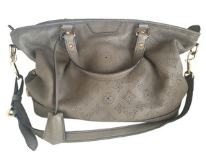 Louis Vuitton Mahina Mahina Mahina Leather Leather Shoulder Bag