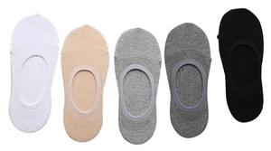 Urban Outfitters Non-Slip Low cut Liner Socks: A pack of 5