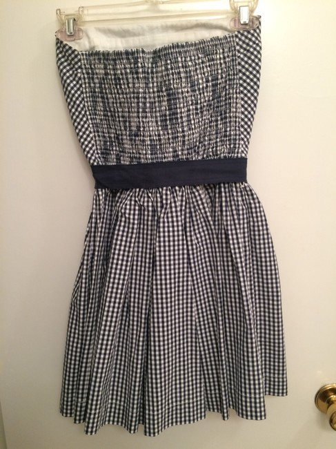 Abercrombie & Fitch short dress GINGHIM on Tradesy