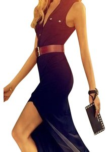 Navy Maxi Dress by MICHAEL Michael Kors