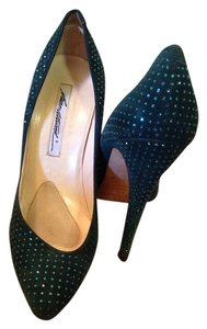 Brian Atwood Emerald Pumps