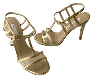 Diane von Furstenberg Gold Formal