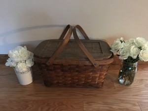 Wedding Decorations - Card Basket