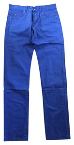 MCQ by Alexander McQueen Rocker Skinny Pants Blue