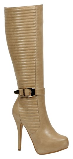 Preload https://item2.tradesy.com/images/nature-breeze-amber-ribbed-stiletto-beige-bootsbooties-size-us-9-1703021-0-0.jpg?width=440&height=440