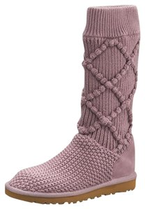 UGG Australia Sheep Warm Winter Purple Boots
