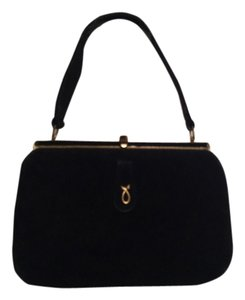 Other Satchel in Black and Gold