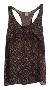 Mossimo Supply Co. Brown Halter Top