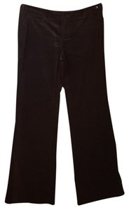 Vince Boot Cut Pants Dark Brown
