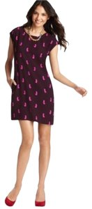 Ann Taylor LOFT Kitten Shift Pockets Dress