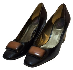 RSVP Brown Pumps