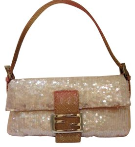 Fendi Sequin Baguette