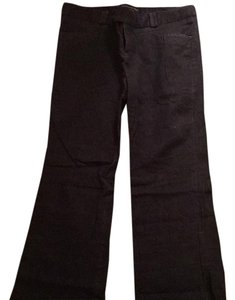 Banana Republic Boot Cut Pants Dark Grey