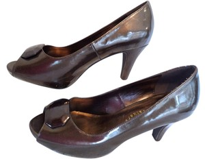 Cloudwalkers 10 Wide Bronze Pumps