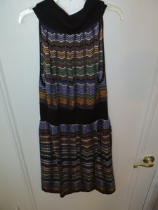 M Missoni A-line Knit Dress