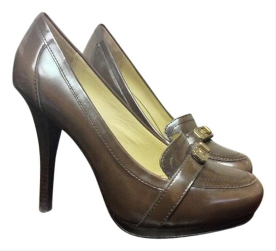 Coach Brown Pumps