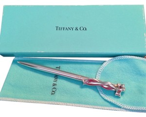Tiffany & Co. Tiffany Bow Pen. Sterling Silver