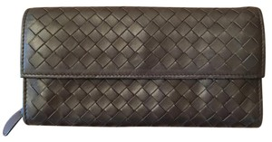 Bottega Veneta Wristlet in Brown